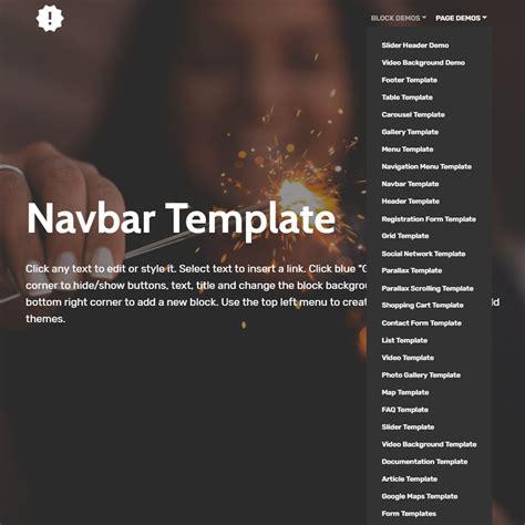 Free Bootstrap Templates 2017 Free Bootstrap Template 2017 Mobirise Autos Post