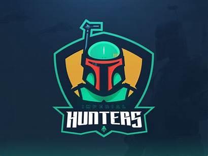Wars Star Logos Imperial Hunters Boba Fett