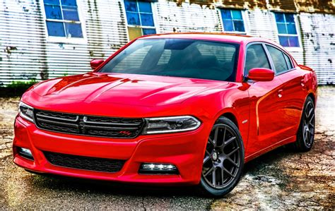 Dodge Charger Gets Updated Styling And Interior, More High