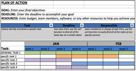 plan of action and milestones template poa m template playbestonlinegames