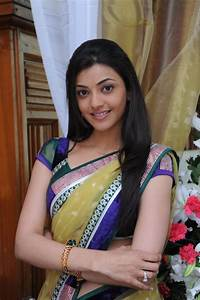 Picture 15502 | Kajal Agarwal Saree Pics Photos in Mr ...