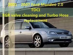 Mondeo Mk3 Rückfahrlichtschalter : ford mondeo mk3 egr valve and turbo hose replacement and ~ Kayakingforconservation.com Haus und Dekorationen