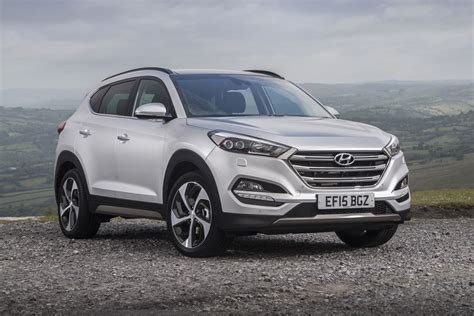 hyundai tucson  car review honest john