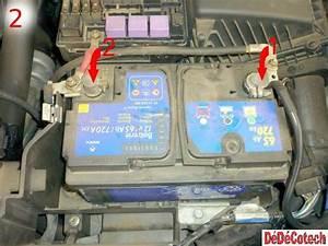 Reinitialiser Scenic 2 Apres Changement Batterie : changer la batterie sur renault laguna ii tuto ~ Medecine-chirurgie-esthetiques.com Avis de Voitures