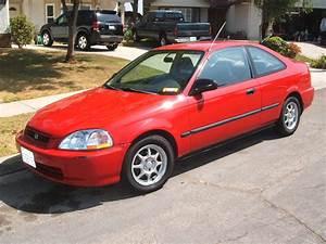 1996 Honda Civic Hx - The  U0026quot Anti Vette U0026quot  Lol