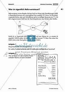 Zinseszins Berechnen : sachorientierte prozentrechnung aufgaben zu rabatt skonto und mehrwertsteuer meinunterricht ~ Themetempest.com Abrechnung