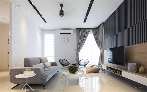 modern zen living room semi detached design ideas