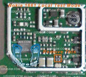 Nokia 1661 Test Mode Local Mode Problem Solution Found