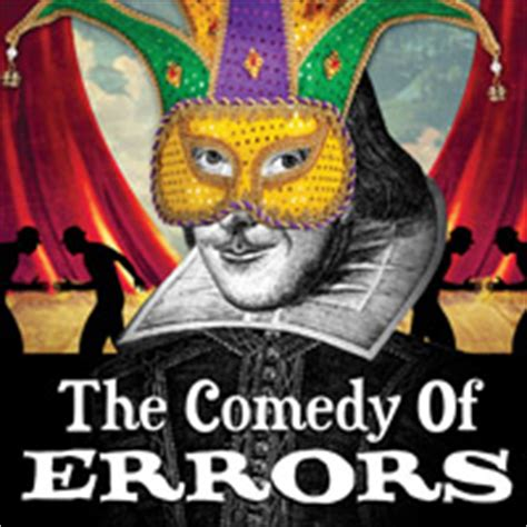 quot the comedy of errors quot jim poulos