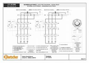 Bartscher 296630 Electric Standing Deep Fat Fryer Wiring