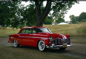 1955 Chrysler C300 Image Chassis number 3N552584 Photo