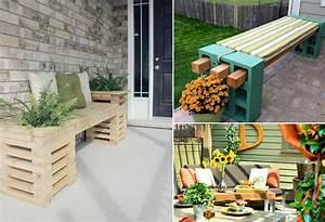 decor de jardin a faire soi meme 25 idees originales pas With travaux de jardinage pas cher