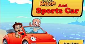 3D Car Racing - Chota Bheem Gameschhota bheem games chota ...