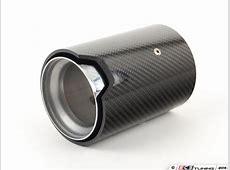 Genuine BMW 18302355889 Carbon Fiber Finish M