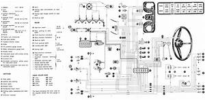 Wiring Diagram For A 1970 Italian Market 1300 Ti
