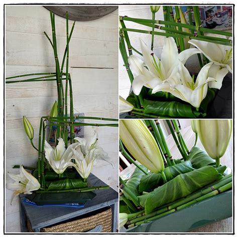 floral composition moderne 25 juin 2016 la guillaumette