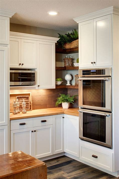 Built In Open Kitchen Shelving by Open Shelving With Generous Frame Size For Tight