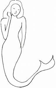 Как нарисовать русалку   Рисунок русалки поэтапно карандашом