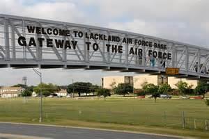 lackland air force base shooter   fbi agent