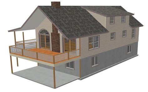 hillside cabin plans 136 45 x 23 hillside cabin plans blueprints construction
