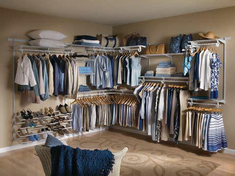 Closetmaid Shelf Track - closetmaid 7 ft 10 ft shelftrack closet organizer