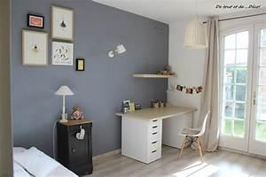 Chambre Grise Et Beige : chambre grise et beige inspirations et peinture chambre beige des photos ~ Melissatoandfro.com Idées de Décoration
