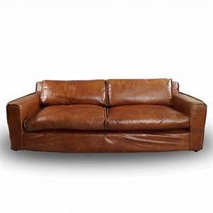 Retro Sofa 2 Sitzer : vintage echtleder sofa redhill ledersofa 2 5 sitzer clubsofa montaigne brown ebay ~ Bigdaddyawards.com Haus und Dekorationen