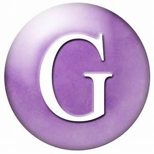 Granny Enchanted U0026 39 S Blog  Free Purple Brad Digi Scrapbook Alphabet