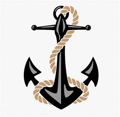 Anchor Clipart Clip Nautical Navy Transparent Picc
