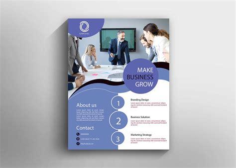 business flyer designs portfolio pgbs
