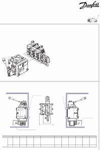Danfoss Pvg 16 Control Unit Installation Manual Pdf View