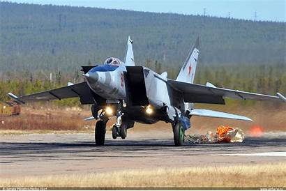 Mig Foxbat Fighter War Interceptor 25rb Many