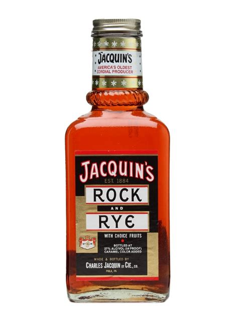rock and rye whiskey jacquin s rock rye the whisky exchange