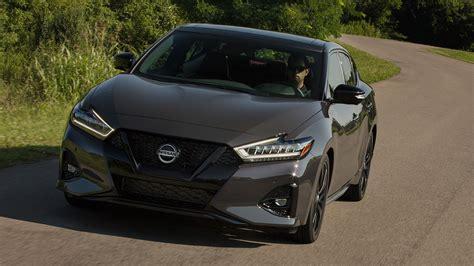 2021 Nissan Maxima Sedan Pricing and Trim Details