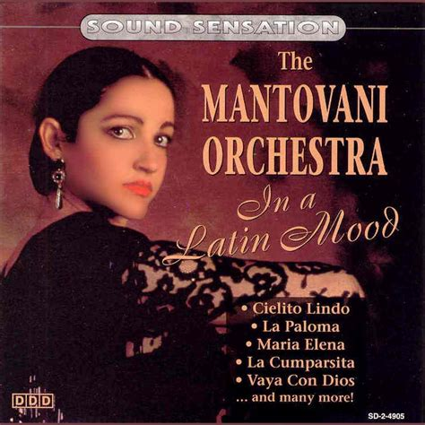 Mantovani Orchestra by In A Mood The Mantovani Orchestra Mp3 Buy