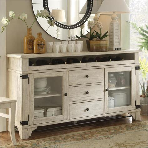 Dining Room Sideboard by 27356 Riverside Furniture Regan Dining Room Sideboard