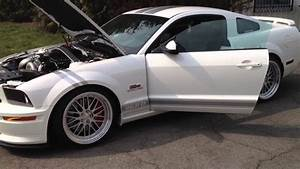07 MUSTANG SHELBY GT Paxton Supercharged (557,9hp / 664 Nm TorqueTorque) - YouTube