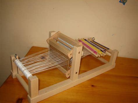 wooden weaving loom plans diy   plans