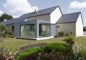 Photos Agrandissement Maison : 5 solutions d 39 extension de maison ~ Melissatoandfro.com Idées de Décoration