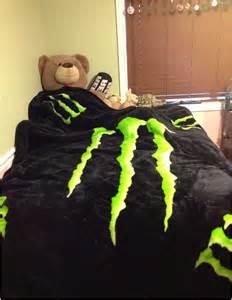 Monster Energy Bed Set