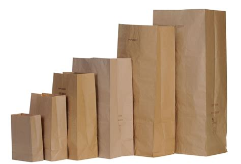 120 liter biodegradable paper bag