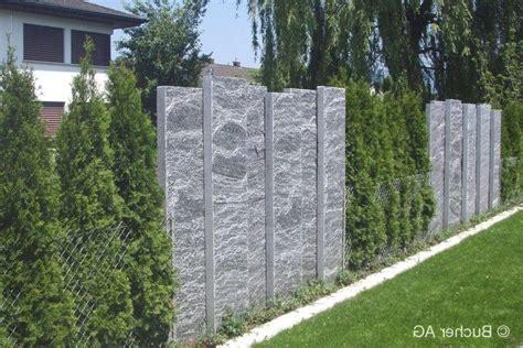 Günstiger Sichtschutz Popular Sichtschutz Garten