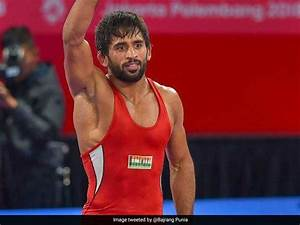 Wrestler Bajrang Punia Questions Selection Criteria For ...