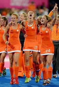 Gold for Dutch women's field hockey