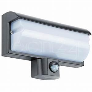 Applique Exterieur Led Avec Detecteur : eclairage exterieur avec detecteur de mouvement pas cher ~ Farleysfitness.com Idées de Décoration