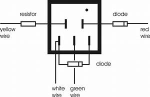 cast button With switch wiring diagram likewise push button switch 4 wire wiring