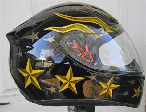 Motorcycle Helmet Painting Designsairbrush Helmets