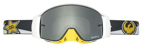 rockstar motocross goggles dragon nfx2 rockstar goggles revzilla