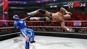 WWE 2K14 Screenshots Lay the Smack Down
