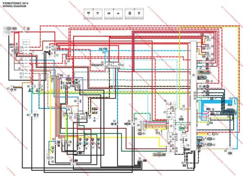Yamaha R5 Wiring Diagram by Anyone A Wiring Diagram
